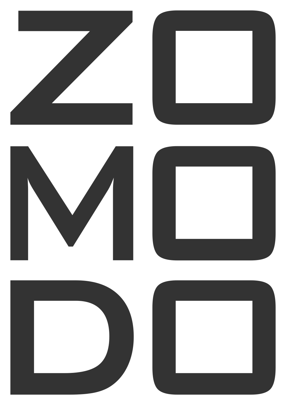 Zomodo Logo Kitchen