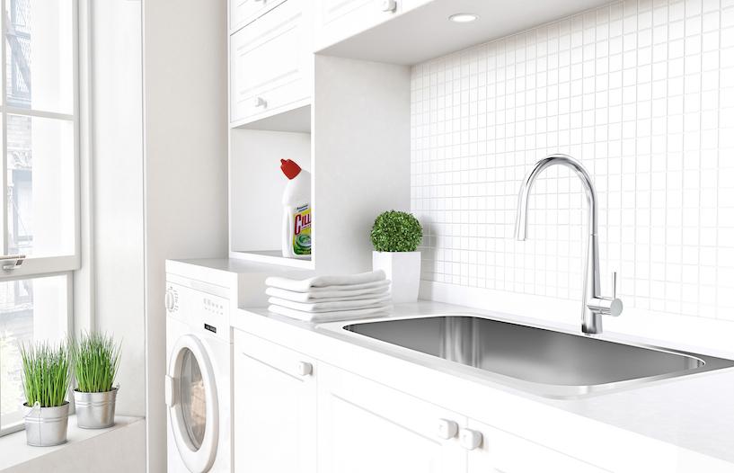 TradeSinks Deccor Kitchen Sink Canada