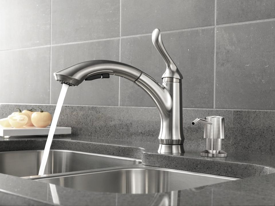 TradeSinks Faucets Deccor Kitchen Canada