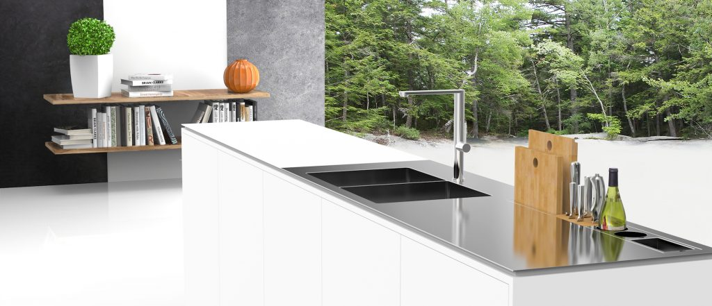 Deccor Zomodo Bench Worktop Kitchen