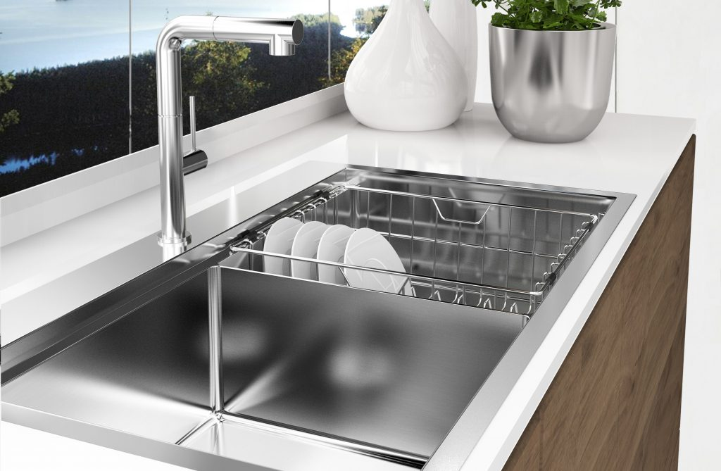 Zomodo Integrato T Sink Kitchen Canada