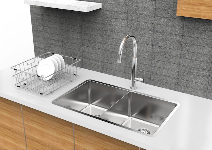 Zomodo Lucia Kitchen Sink Canada
