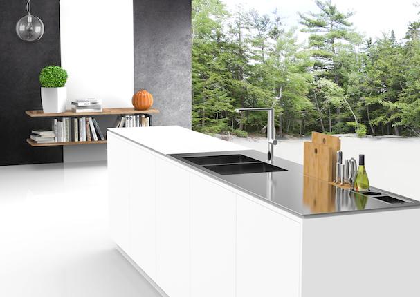 Zomodo Stainless Steel Bench Top Kitchen