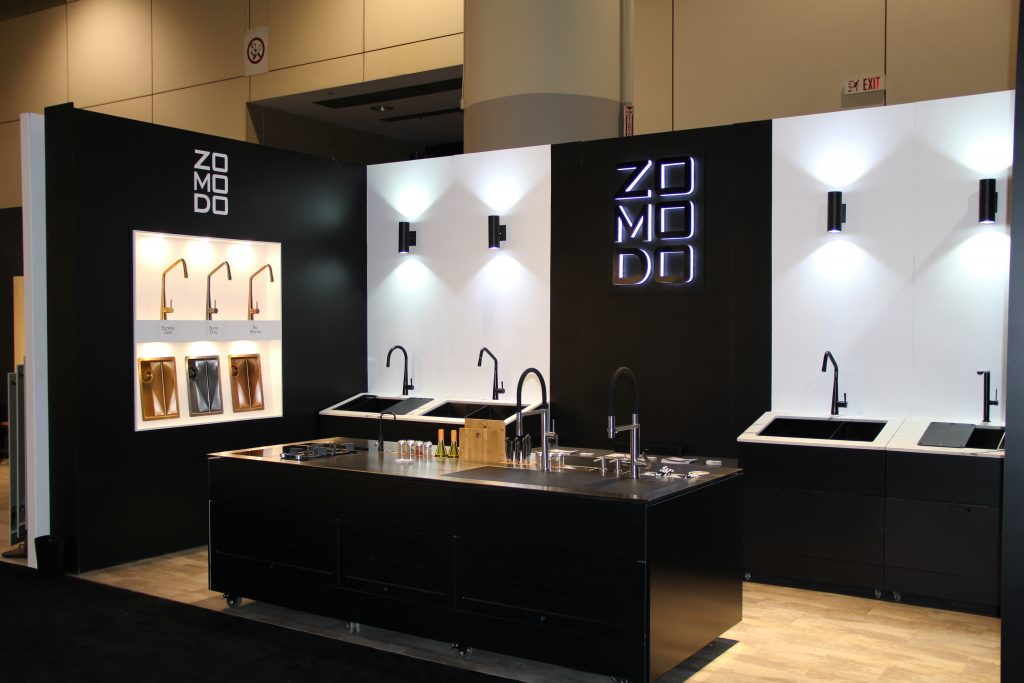 Zomodo S Exhibit At The Interior Design Show 2019 In Toronto Zomodo Canada