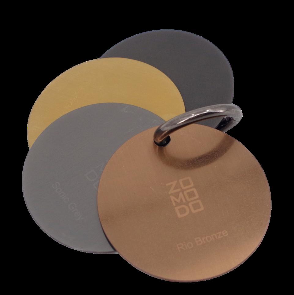 Zomodo PearlArc Display Disk